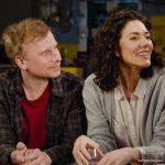 Robert Stadlober und Katrin Lux zu Gast